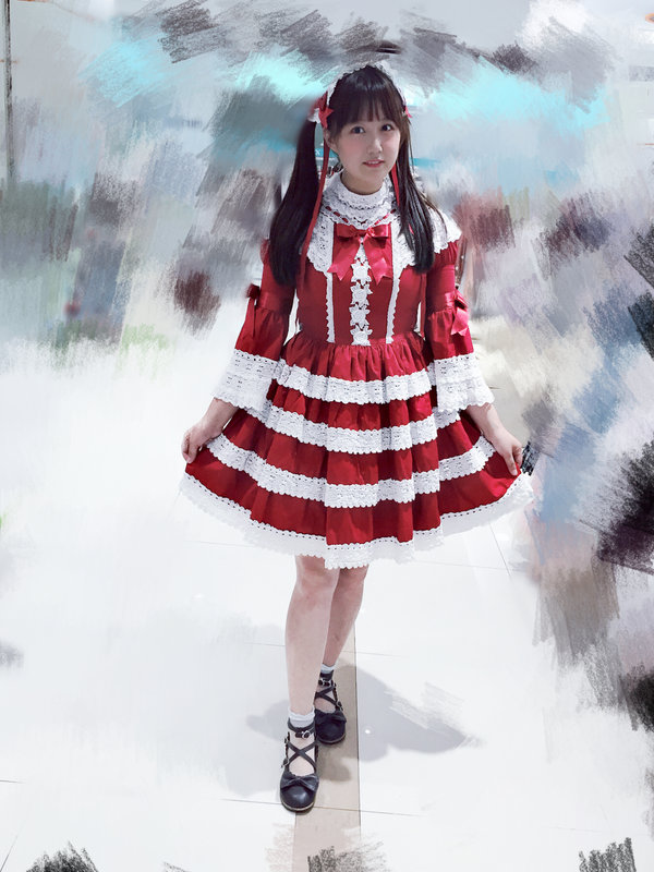 shiina_mafuyu's 「Lolita」themed photo (2019/06/02)