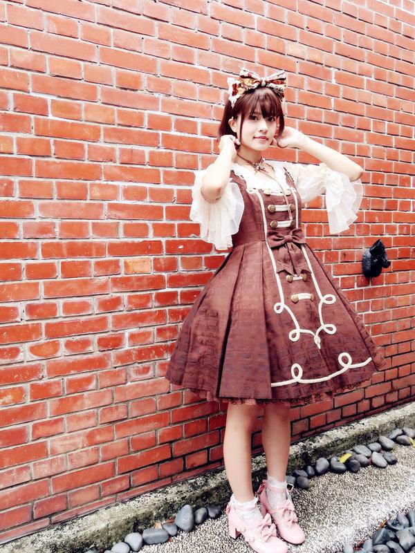 林南舒の「Angelic pretty」をテーマにしたコーディネート(2019/06/03)