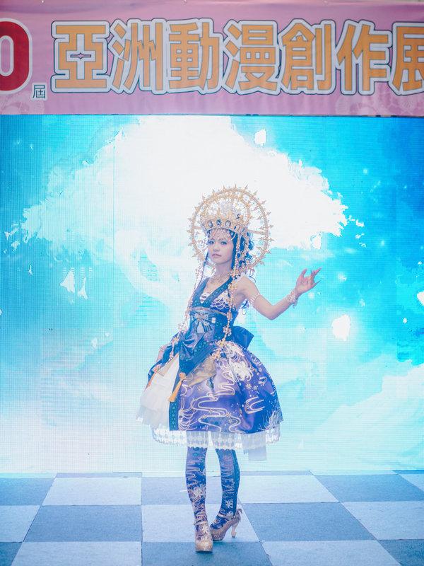 林南舒の「Atelier 17」をテーマにしたコーディネート(2019/06/03)
