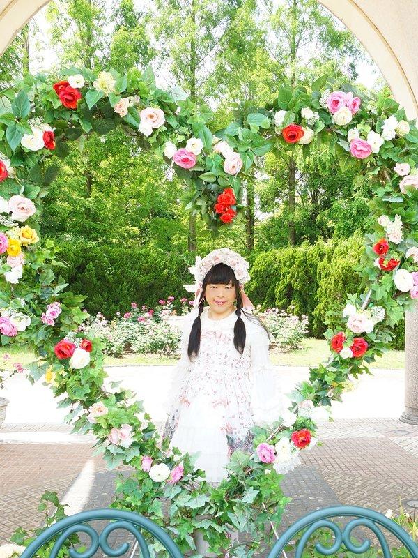 ゆみの「Lolita」をテーマにしたコーディネート(2019/06/04)
