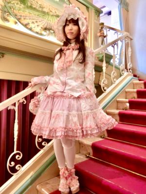 さぶれーぬの「Lolita」をテーマにしたコーディネート(2019/06/05)