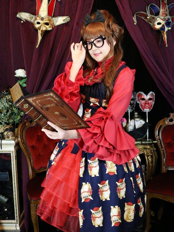 Satellite Door's 「Lolita」themed photo (2019/06/10)
