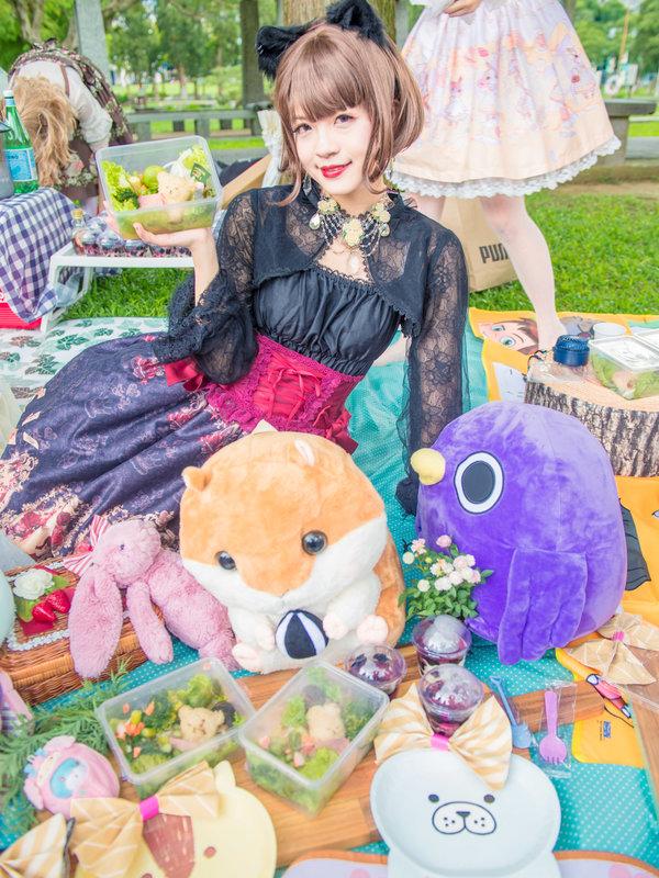 林南舒の「Lolita fashion」をテーマにしたコーディネート(2019/06/14)