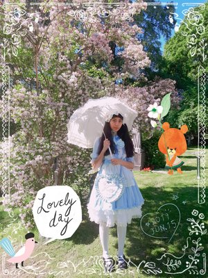 Fortune Tea Lady's 「Green」themed photo (2019/06/17)