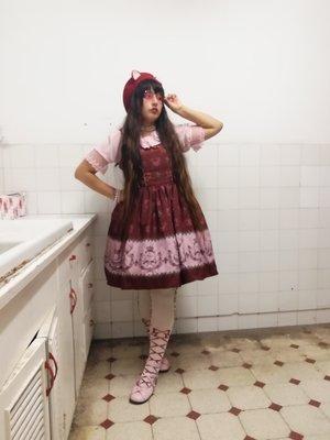 Vanessa Huaytanの「Lolita」をテーマにしたコーディネート(2019/06/19)