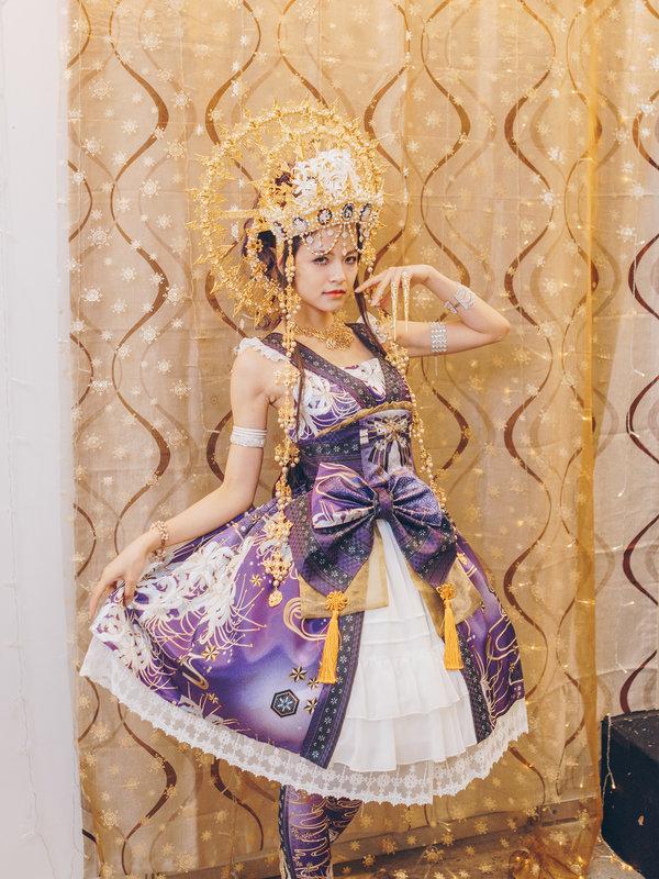 林南舒の「Lolita」をテーマにしたコーディネート(2019/06/20)