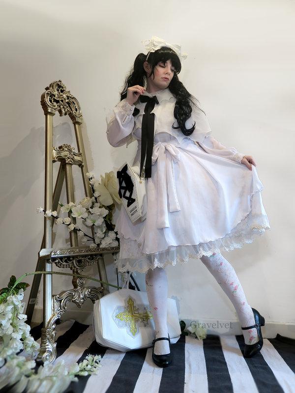 Gravelvetの「Lolita fashion」をテーマにしたコーディネート(2019/06/25)