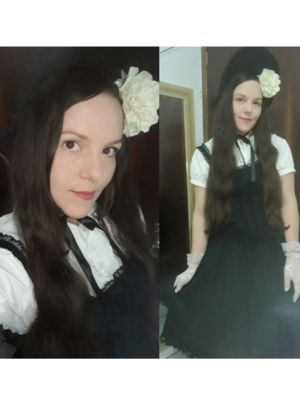 Sariana's 「Lolita fashion」themed photo (2019/06/28)