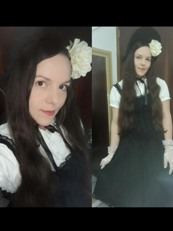 是Sariana以「Lolita fashion」为主题投稿的照片(2019/06/28)