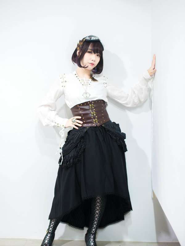 SINA's 「Lolita fashion」themed photo (2019/06/29)