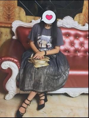 是沉迷于红茶和啵酱的风璃以「Lolita」为主题投稿的照片(2019/06/30)