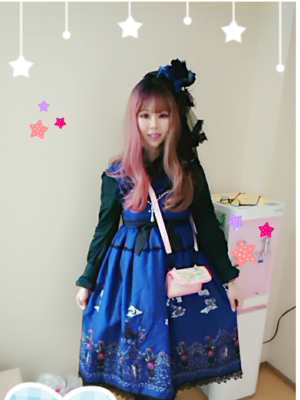 mel(める)'s 「Gothic Lolita」themed photo (2019/06/30)