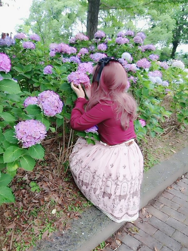 mel(める)'s 「Angelic pretty」themed photo (2019/07/01)