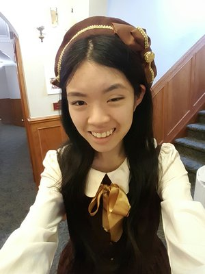 Olivia Nguyen's 「#Chocolate #Sweetlolita #ChessStory」themed photo (2017/06/03)