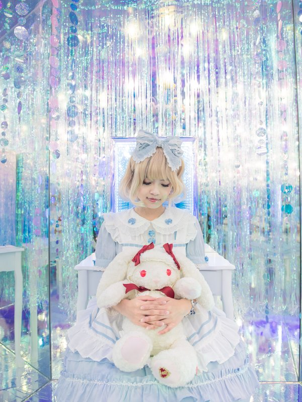 林南舒の「BABY THE STARS SHINE BRIGHT」をテーマにしたコーディネート(2019/07/09)