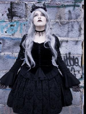 samiの「GothicLolita」をテーマにしたコーディネート(2019/07/09)