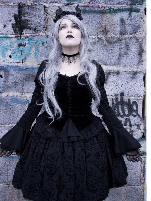 sami's 「GothicLolita」themed photo (2019/07/09)