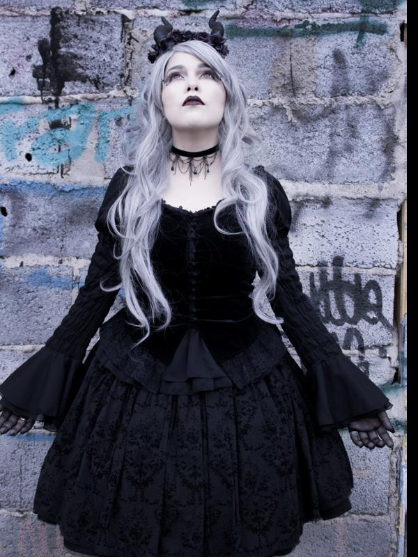是sami以「GothicLolita」为主题投稿的照片(2019/07/09)