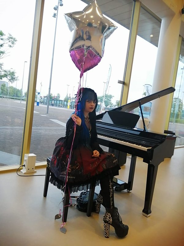 ヘレネ アラベルラ ブトの「Lolita fashion」をテーマにしたコーディネート(2019/07/14)