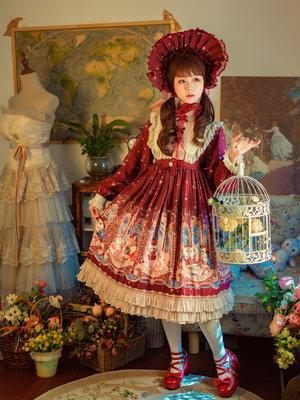 芜凉Kiyoの「Lolita」をテーマにしたコーディネート(2019/07/14)