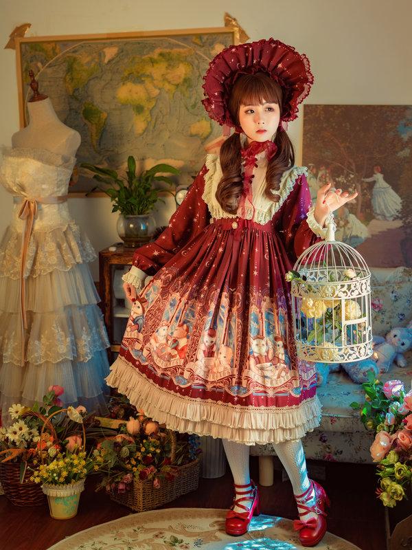 芜凉Kiyo's 「Lolita」themed photo (2019/07/14)