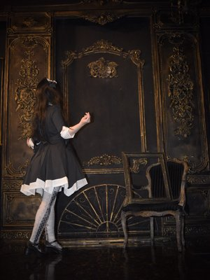 Eva's 「Gothic Lolita」themed photo (2019/07/16)