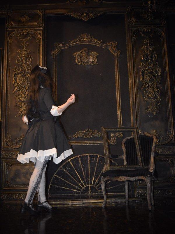 Evaの「Gothic Lolita」をテーマにしたコーディネート(2019/07/16)