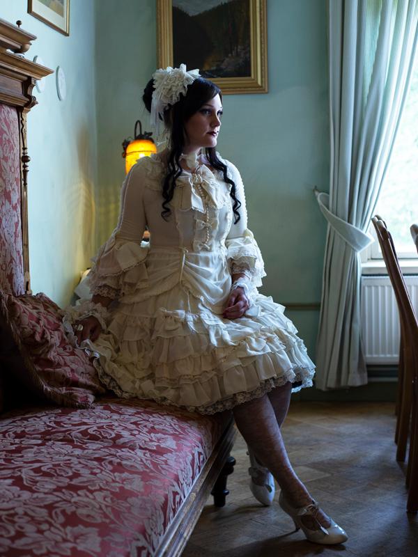 Marjo Laine's 「Lolita」themed photo (2019/07/19)
