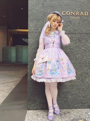 是mariainthesky以「Angelic pretty」为主题投稿的照片(2017/06/03)