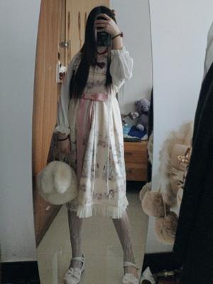 是锦鲤本鲤啾咪以「Lolita」为主题投稿的照片(2019/07/23)