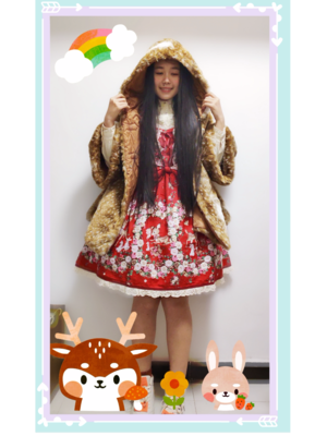 是233号以「Lolita fashion」为主题投稿的照片(2019/07/24)