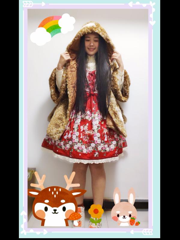 233号's 「Lolita fashion」themed photo (2019/07/24)