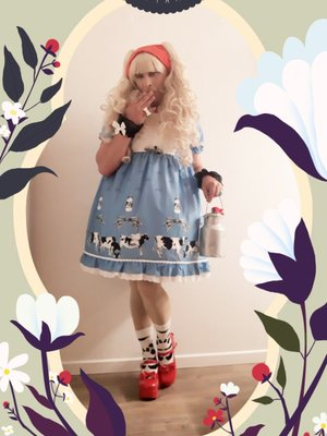 Anaïsse's 「Sweet lolita」themed photo (2019/07/27)
