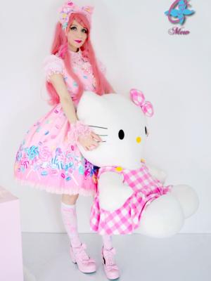Mew Fairydollの「Lolita fashion」をテーマにしたコーディネート(2019/07/28)