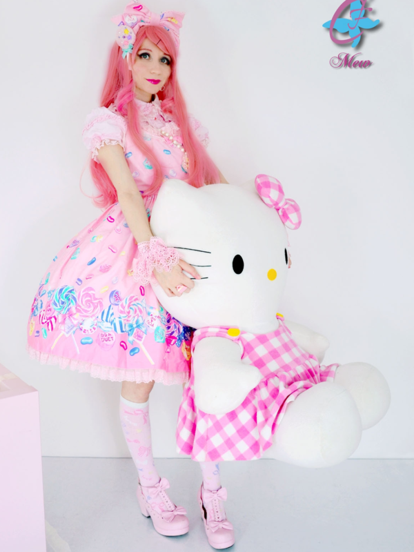 是Mew Fairydoll以「Lolita fashion」为主题投稿的照片(2019/07/28)