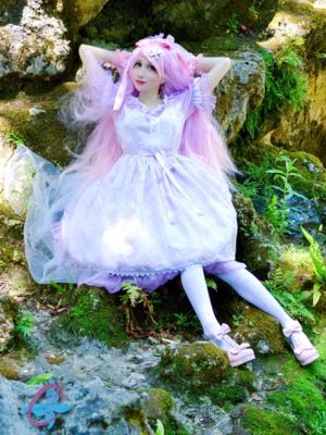 Mew Fairydollの「Fairy lolita」をテーマにしたコーディネート(2019/07/28)