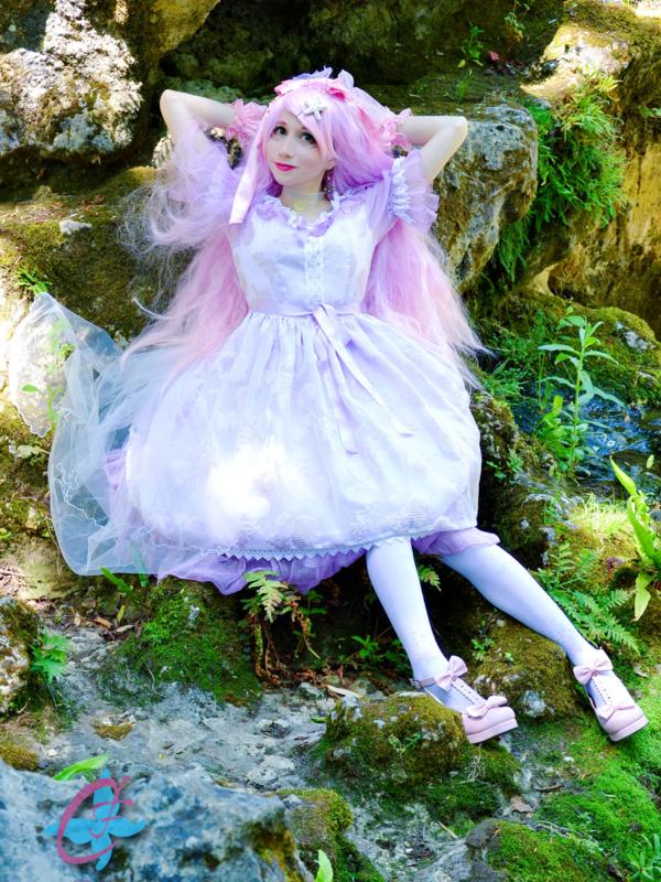 Mew Fairydoll's 「Fairy lolita」themed photo (2019/07/28)