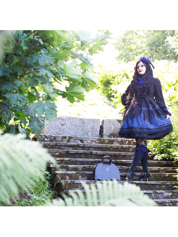 Marjo Laine's 「Gothic Lolita」themed photo (2019/07/29)