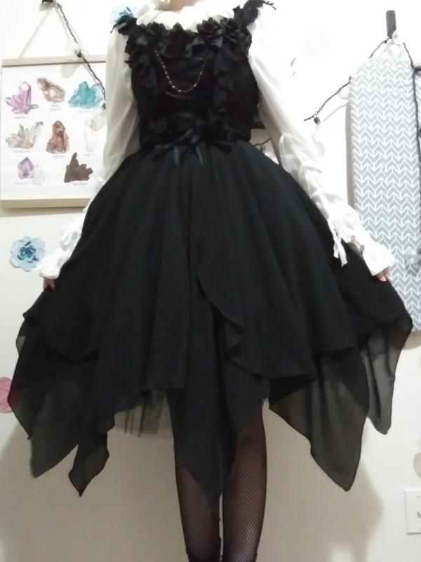 Royal Magpieの「Lolita」をテーマにしたコーディネート(2019/07/29)