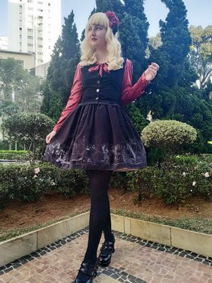 Annah Hel's 「Gothic Lolita」themed photo (2019/07/29)