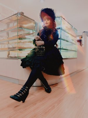 Eleanor Loire's 「Lolita fashion」themed photo (2019/08/02)