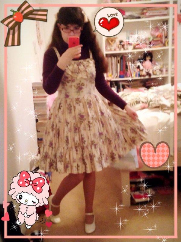 ローズ姫's 「Victorian maiden」themed photo (2016/07/14)
