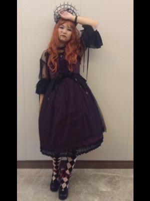 是沉迷于红茶和啵酱的风璃以「Lolita」为主题投稿的照片(2019/08/07)