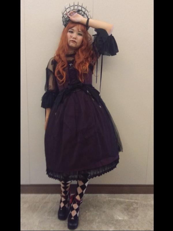 沉迷于红茶和啵酱的风璃's 「Lolita」themed photo (2019/08/07)