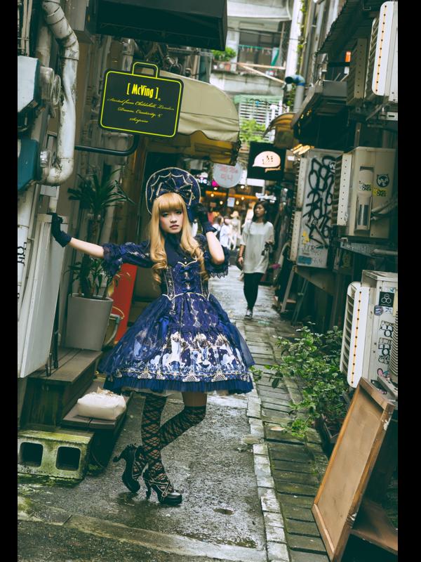 是林南舒以「Angelic pretty」为主题投稿的照片(2019/08/09)