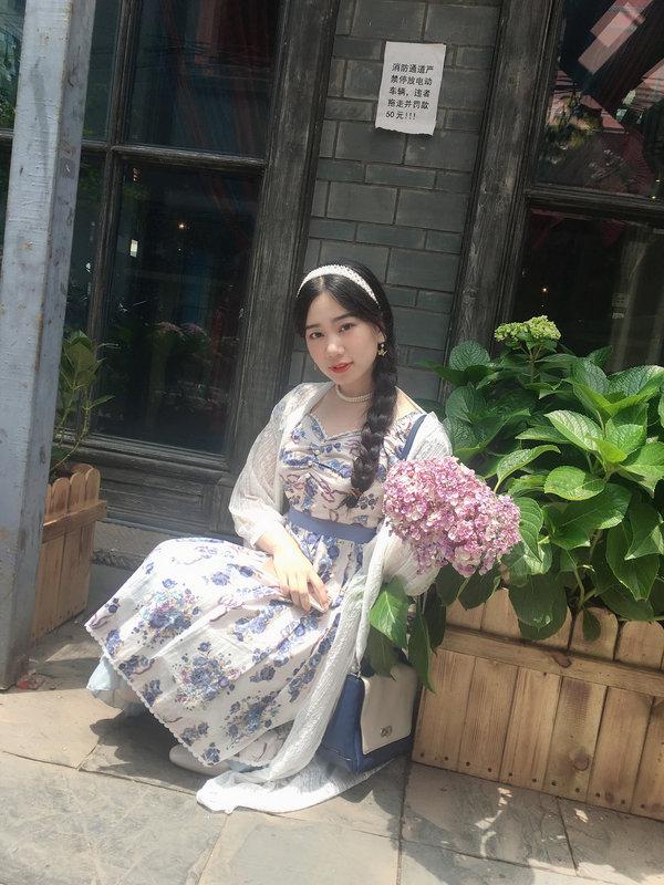 深山律师事务所雪泣泣の「Lolita fashion」をテーマにしたコーディネート(2019/08/11)