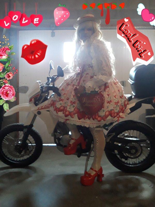 Anaïsseの「Lolita」をテーマにしたコーディネート(2019/08/12)
