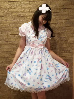 mikumo's 「Angelic pretty」themed photo (2019/08/12)