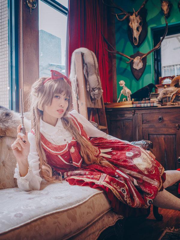皮卡函の「Lolita」をテーマにしたコーディネート(2019/08/14)