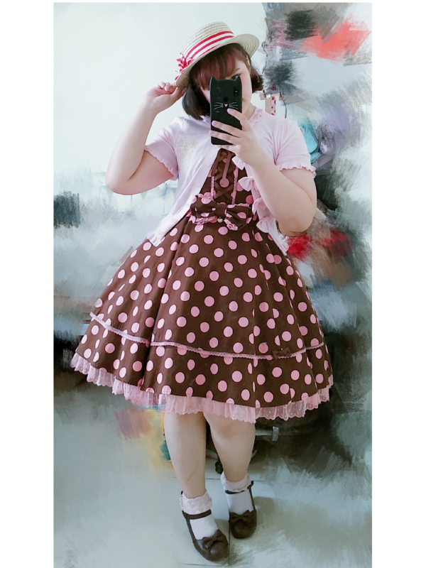 Andrea's 「Angelic pretty」themed photo (2019/08/17)